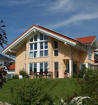 Einfamilienhaus Börwang