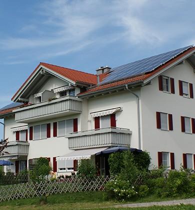 Mehrfamilienhaus Haldenwang